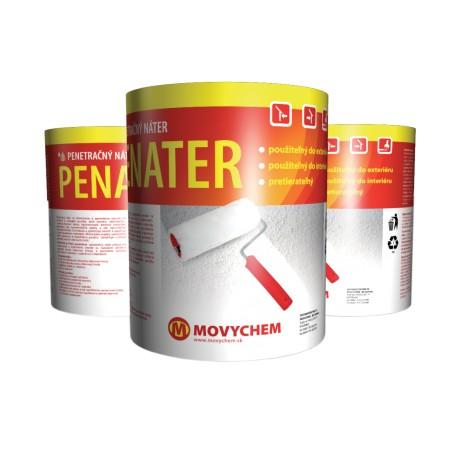 PENATER - penetrační nátěr savých materiálů